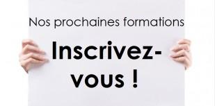 Nos formations Strasbourg Inscription